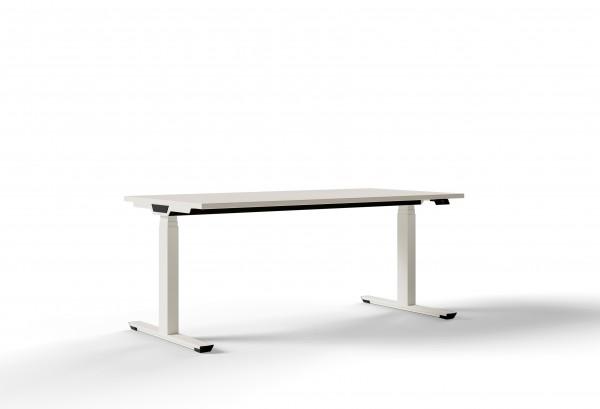 Steh-Sitz-Schreibtisch CREW T |