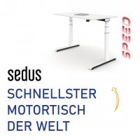 Steh-Sitz-Schreibtisch Temptation C Speed |