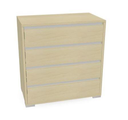 Schubladenschrank Select (mit Sockel) |