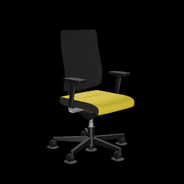 Bürostuhl black dot 24 (bis 150kg)  