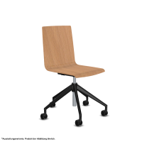 Drehstuhl Meet Chair (Holz) |
